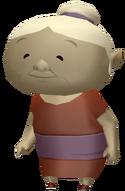 Abuela de Link Figurilla