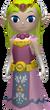 Princesse Zelda figurine