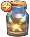 Hyrule Warriors Elemental Fairies Fairy of Lightning (Icon)