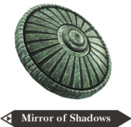 Hyrule Warriors Mirror Mirror of Shadows (Render)