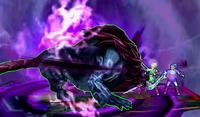 Ganondorf Bestia de las Tiieblas SSB3DS