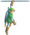 Link Hanging