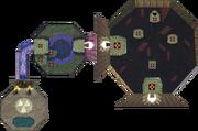 Mapa habitaciones prólogo MM