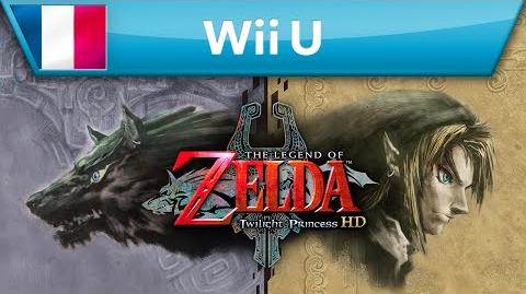 The Legend of Zelda Twilight Princess HD - Bande-annonce