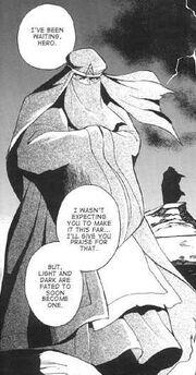 Agahnim manga