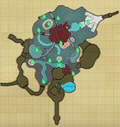 Hypnea farore localización de las lagrimas