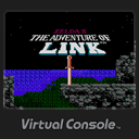 Icono Zelda II Link's Adventure Consola Virtual Wii U