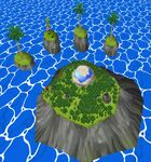 Isla de la Huella TWW