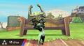 Midna Smash Bros. WiiU 3DS