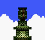 Torre del Águila Derrumbe