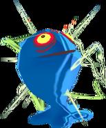 Blob bleu TWW