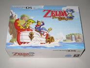 Caja de Nintendo DS Lite especial Europa