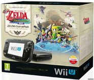 Caja europea de Wii U especial The Legend of Zelda The Wind Waker HD