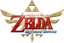 TLoZ Skyward Sword (logo)