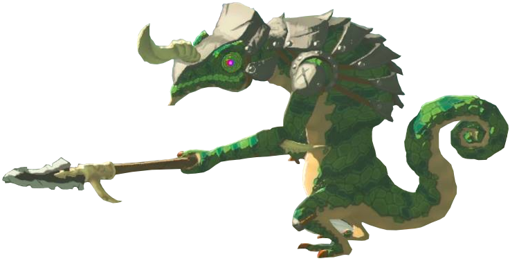 Image result for lizalfos breath of the wild