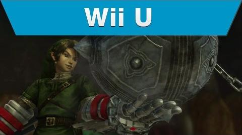 Wii U - Hyrule Warriors - Twilight Princess Costume Set