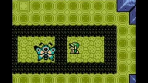 Zelda Oracle Of Seasons - Boss 3 Mothula
