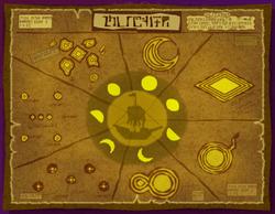 Carte du Vaisseau Fantôme