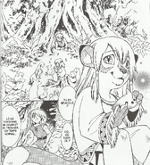 Flûtiste Manga ALTTP