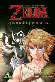 The Legend of Zelda - Twilight Princess (manga)