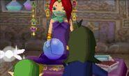 Astrid et sa boule
