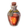 Breath of the Wild Potions Spicy Elixir (Icon)