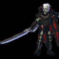 Grahim traje DLC Master Quest HW