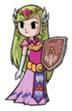 Pegatina Zelda (TMC) SSBB