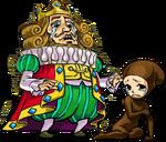 TFH Le Roi et la Princesse Maudite