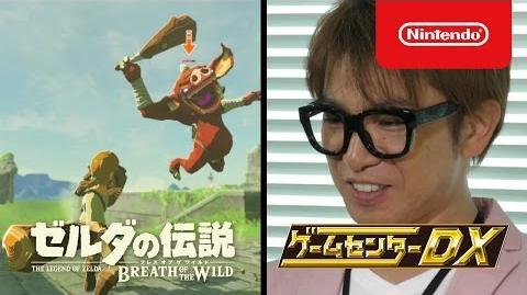 The Legend of Zelda Breath of the Wild - Game Center DX