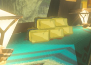 Breath of the Wild Cooking Ingredients (Butter) Goat Butter (Slippery Falcon - Rito Village)