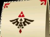 Lettre de Zelda