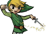 Personnages dans The Wind Waker