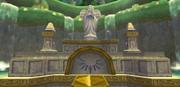 Manantial de la contemplación estatua Diosa SS