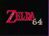 Beta de The Legend of Zelda: Ocarina of Time