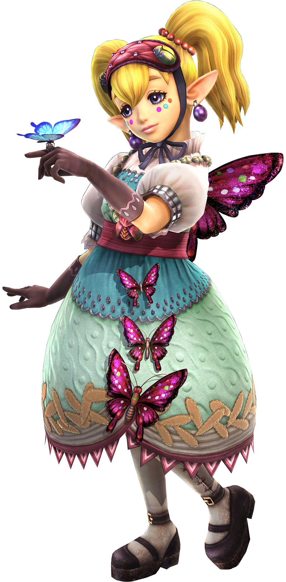 Agitha Hyrule Warriors Zeldapedia Fandom Powered By Wikia
