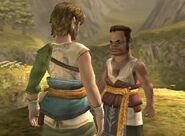 Link et Jaga