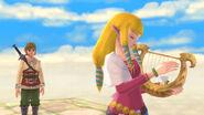 Zelda Lira Diosa SS