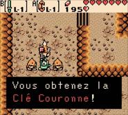 Clé Couronne OOA