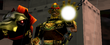 Ganondorf boule d'énergie OoT