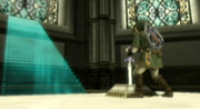 Pedestal of Time (Twilight Princess)