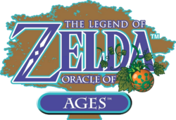 TLOZOOA Logo (Oracle of Ages)