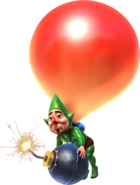 Tingle Balloon (Hyrule Warriors)
