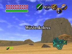 Wüstenkoloss (Ocarina of Time)