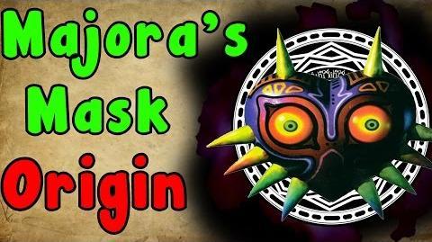 Zelda Theory - Majora Is A FAILURE! (Majora's mask origin)