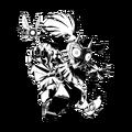 Artwork Skull Kid MM3D 3