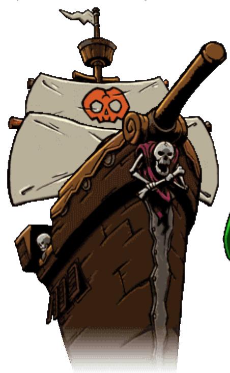 Imagen Barco Pirata Artwork TRR png The Legend of Zelda Wiki FANDOM powered by Wikia