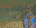 BotW-Torre del Cañón