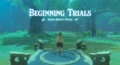 Breath of the Wild EX Trial of the Sword Sword Monk's Shrine (Beginning Trials).png