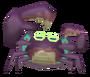 Crabe figurine